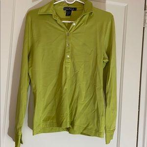 2 for $15 Nautica green long sleeve shirt